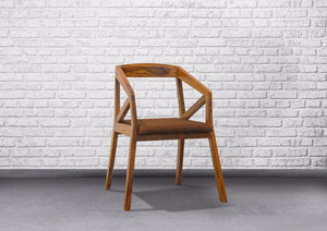 Metric Chair Rosewood - By Casa Suarez