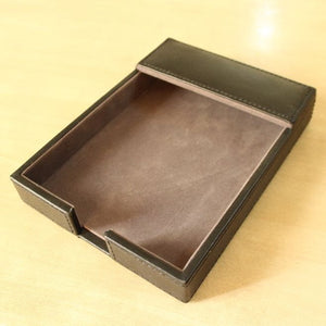 Indie Pragmatic Leather Tray - Casa Suarez