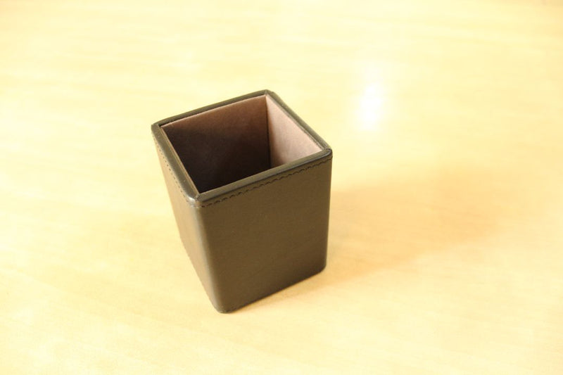Sensible Leather Pen Holder - Casa Suarez