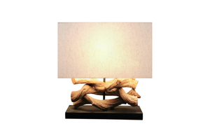 Medium Twist Lamp - Casa Suarez
