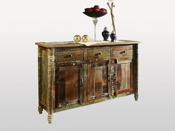 Buffet Mayari 3 Doors 3 Drawers - Casa Suarez