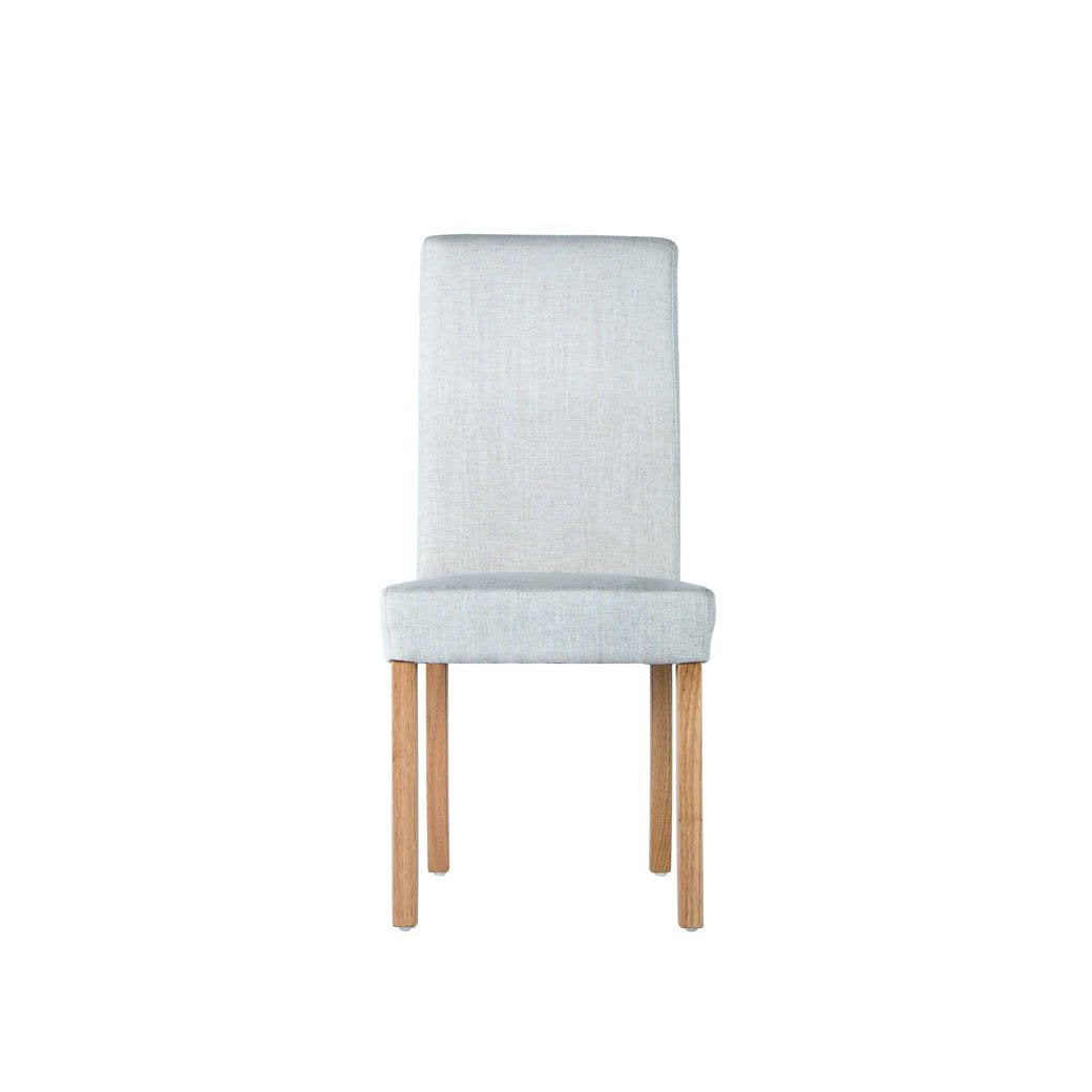 Chair Creme Fabric - Casa Suarez