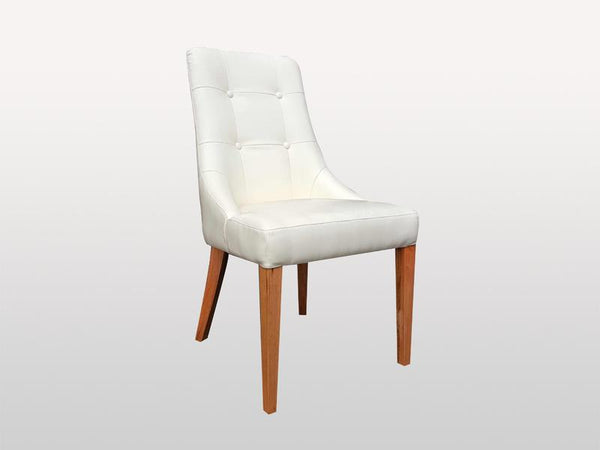 Ritta Crew Chair Cream - Casa Suarez