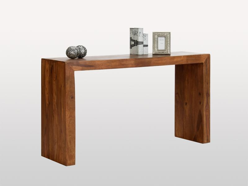 Mona Console In Rose Wood - Casa Suarez