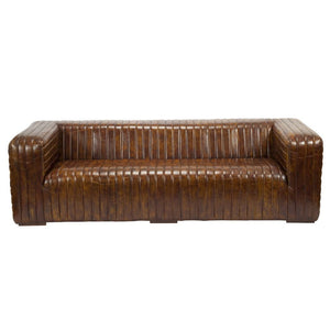 Castle Sofa Brown - Casa Suarez
