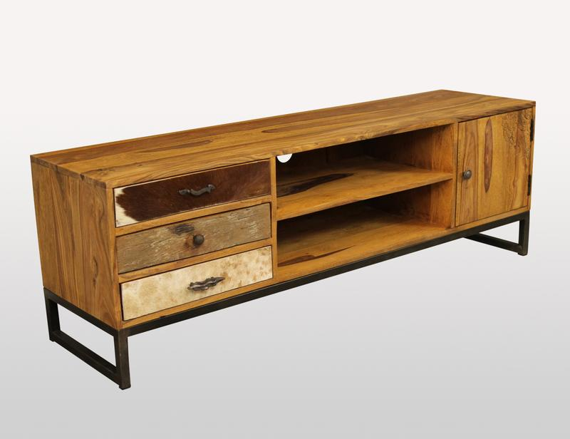 Console Shoho Tv 1 Door 3 Drawers - Casa Suarez