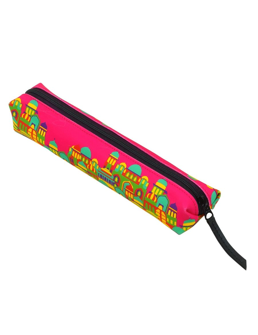 Theyyam Pencil Case - casa-suarez-panama