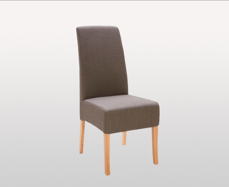 Lara Chair  In Fabric - Casa Suarez