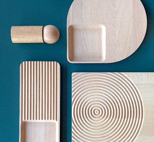 Plough Serving Board
