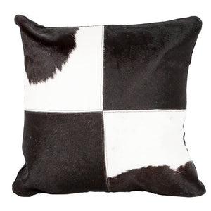 Cow Hide Cushion - Casa Suarez