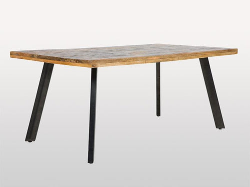 Retro Dining Table - Casa Suarez