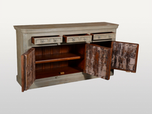 Antique Buffet 3 Doors - Casa Suarez
