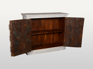 2 Doors Antique Buffet - Casa Suarez