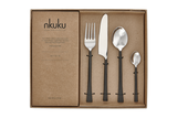 Usa Cutlery Black