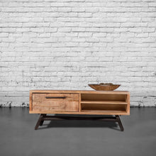 Mango Wood Retro TV stand - Casa Suarez