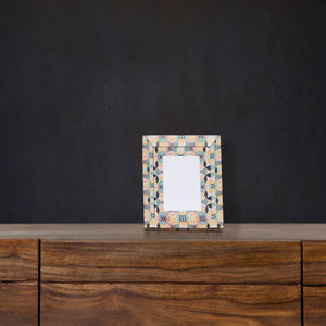 Multi-color picture frame - Casa Suarez