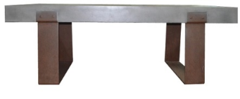 Beton Dining Table Vault - Casa Suarez