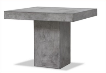 Beton Dining Table Campos 100 - Casa Suarez