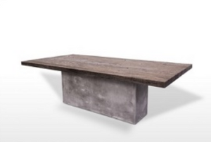 Beton Dining Table Lisa Heritage - Casa Suarez