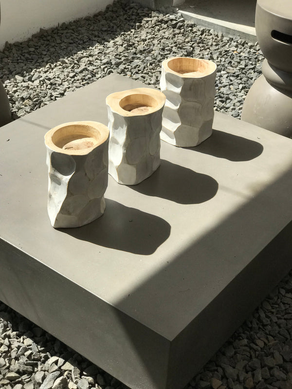 Elano tealight candle holder - Casa Suarez