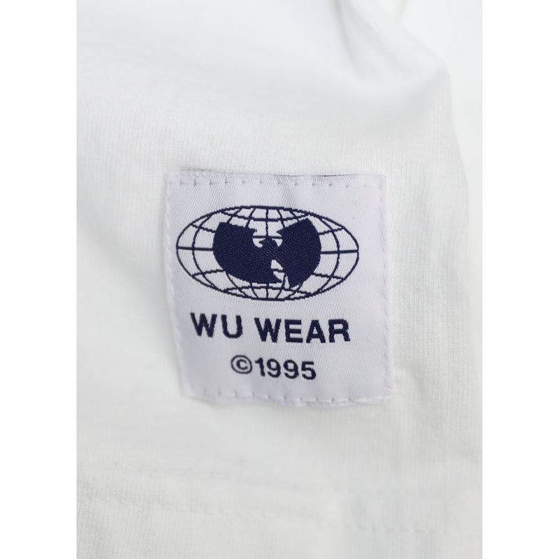 WU WEAR OG LONG SLEEVE - WHITE - Wu Wear