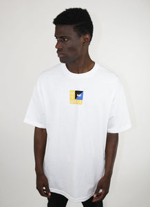 WU TANG BOX TEE -  WHITE - Wu Wear