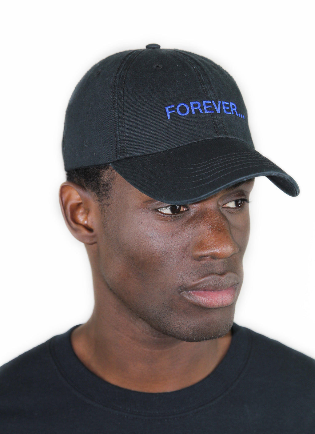 FOREVER WU WEAR HAT - BLACK - Wu Wear