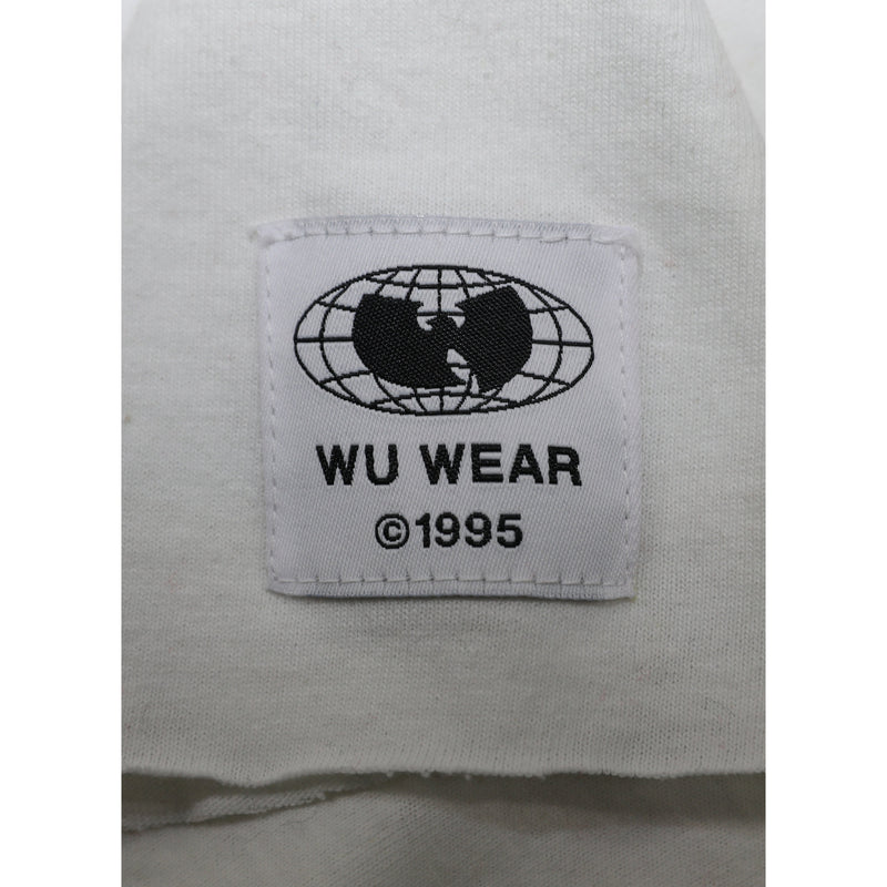 WU WEAR CROPPED TANK - WHITE - Wu Wear
