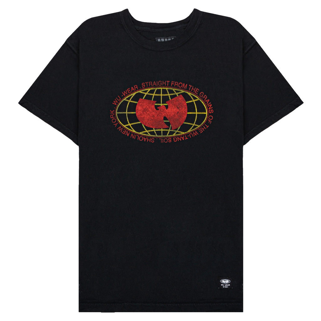 From The Grains T-shirt - Black