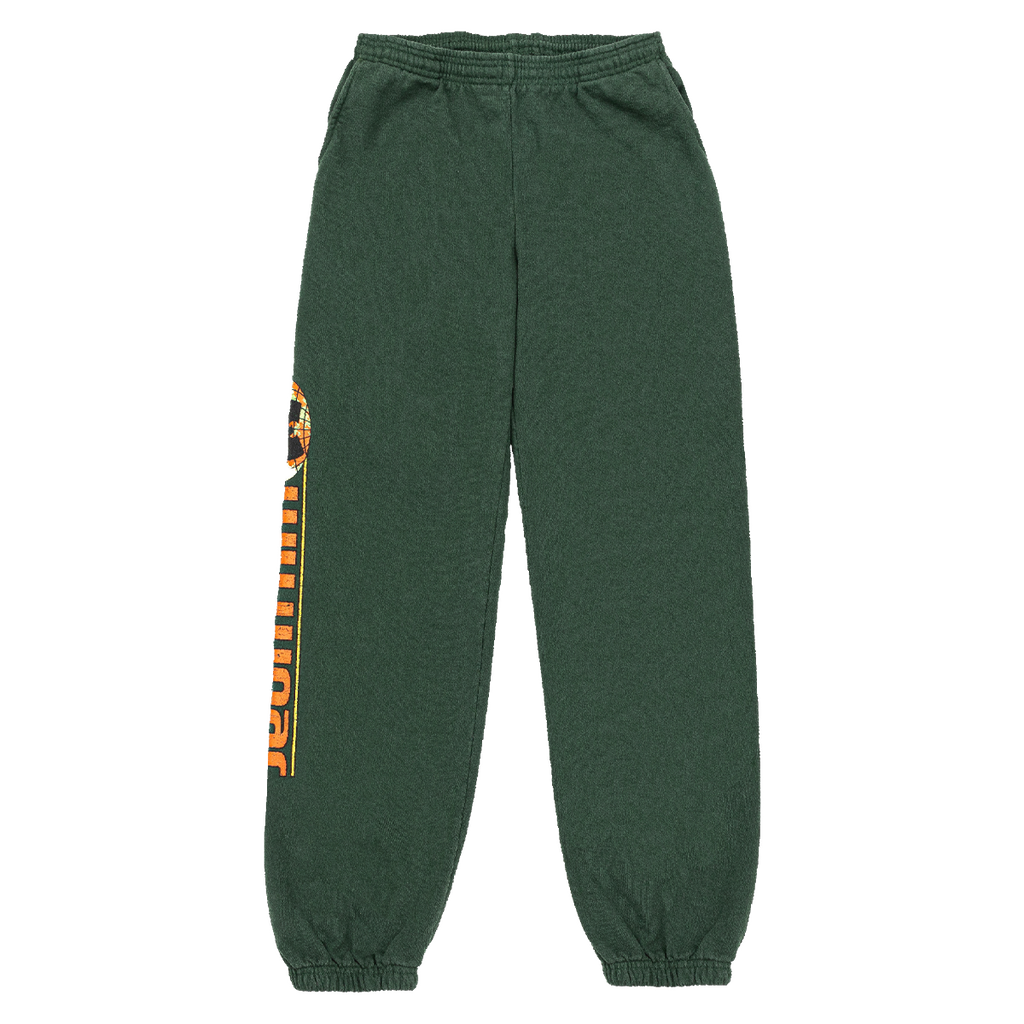 Globe Sweatpants - Forest Green