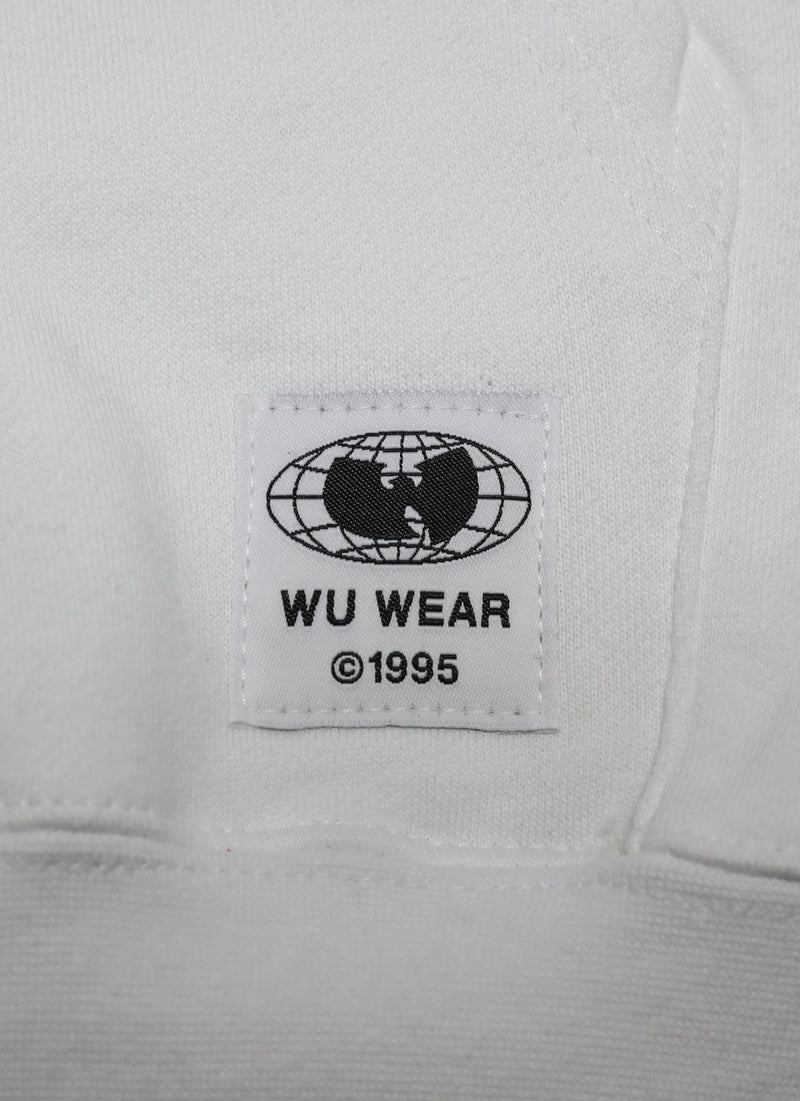 THINK HOODIE - WHITE - Wu Wear