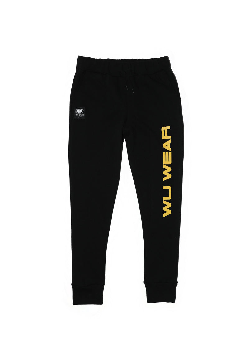WU WEAR JOGGER - WHITE