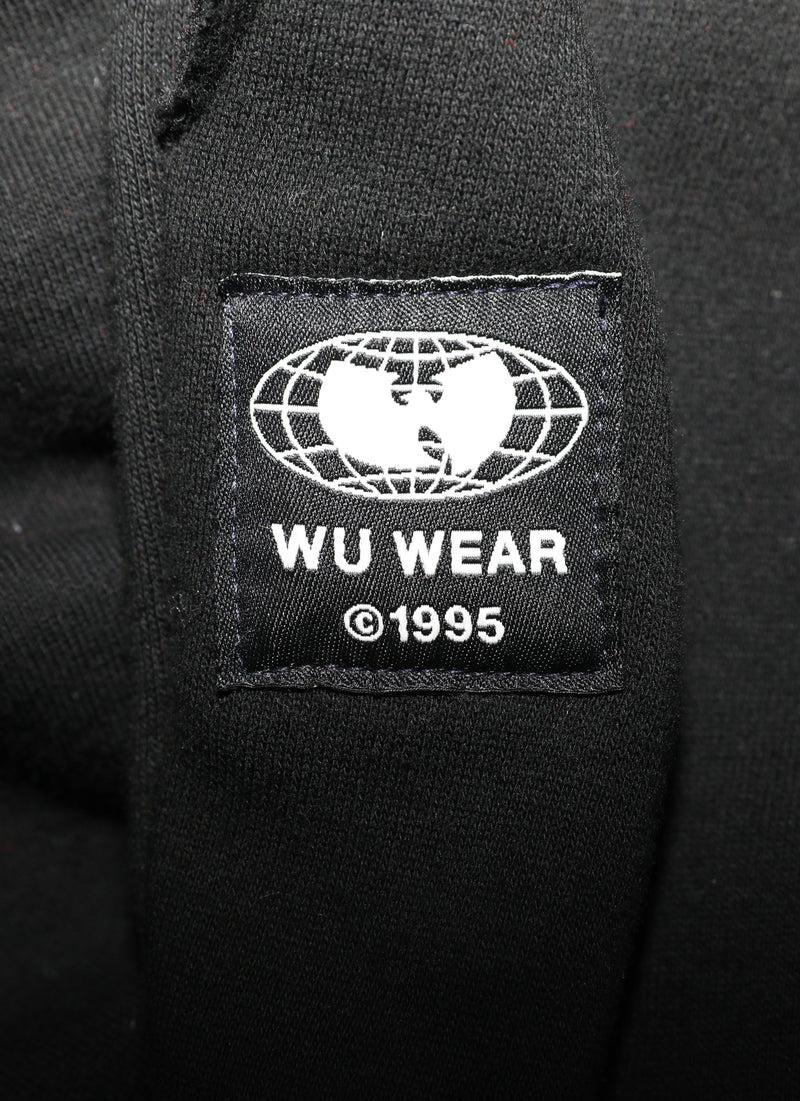 WU WEAR JOGGER - BLACK - Wu Wear