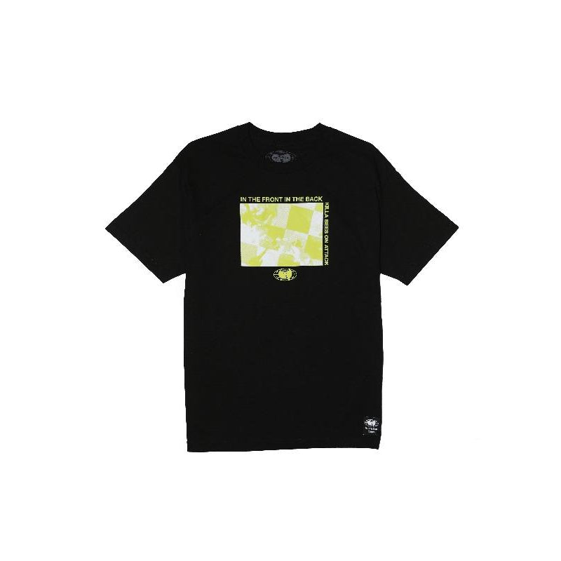 ATTACK TEE - BLACK - Wu Wear