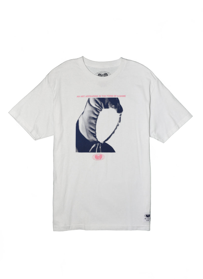 GAME TEE - WHITE - Wu Wear