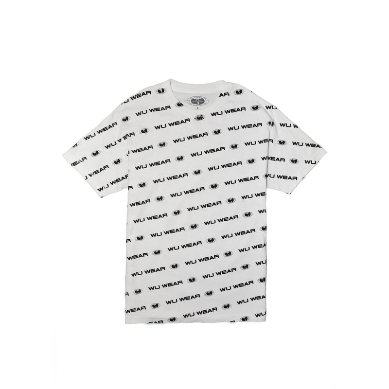 CITY TEE - WHITE - Wu Wear