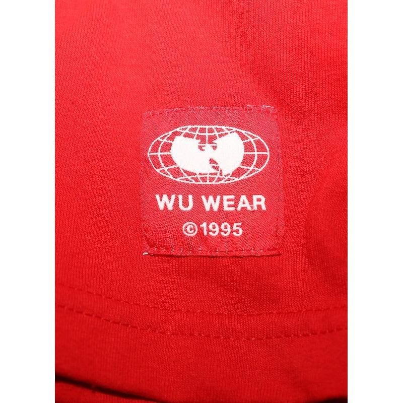GAME TEE - RED - Wu Wear