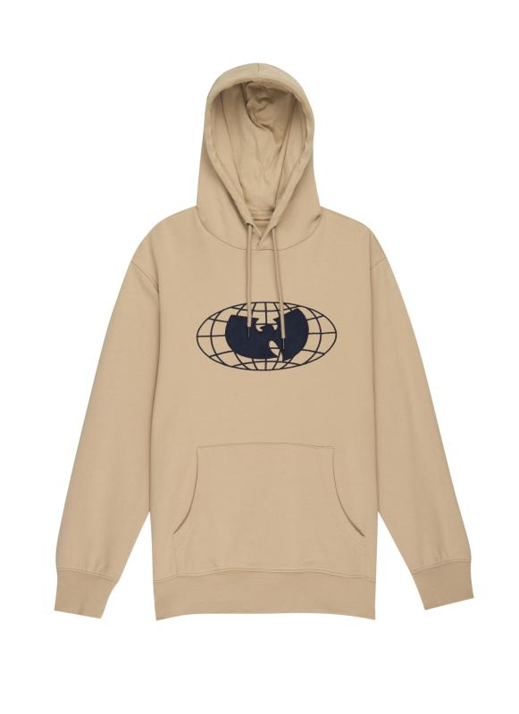 PROTECT YOUR NECK HOODIE - SAND