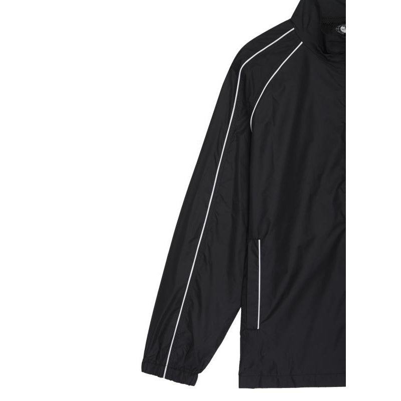 PYN TRACK JACKET - BLACK - Wu Wear