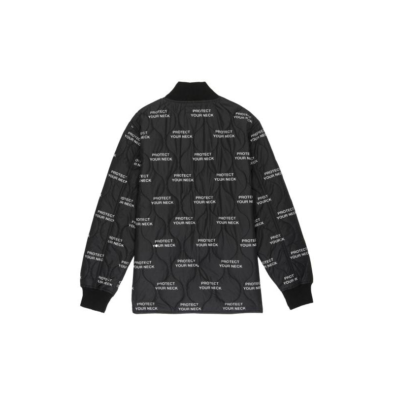 GLOBAL WORK JACKET - BLACK - Wu Wear