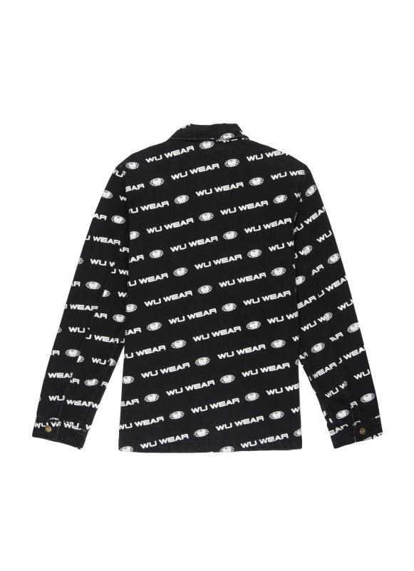 OG CHORE COAT - BLACK - Wu Wear