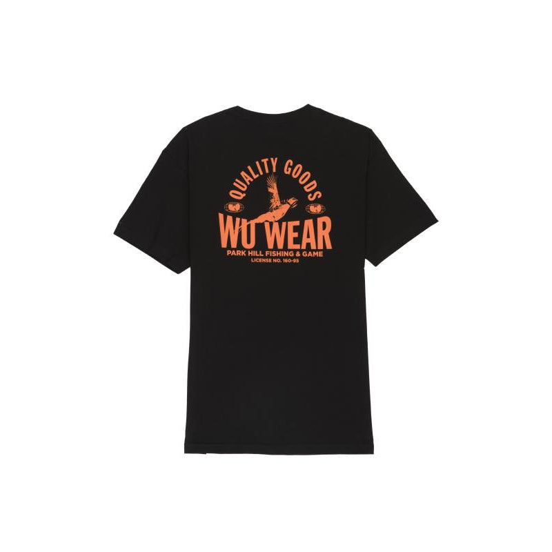 FOUR ICONS TEE - ORANGE