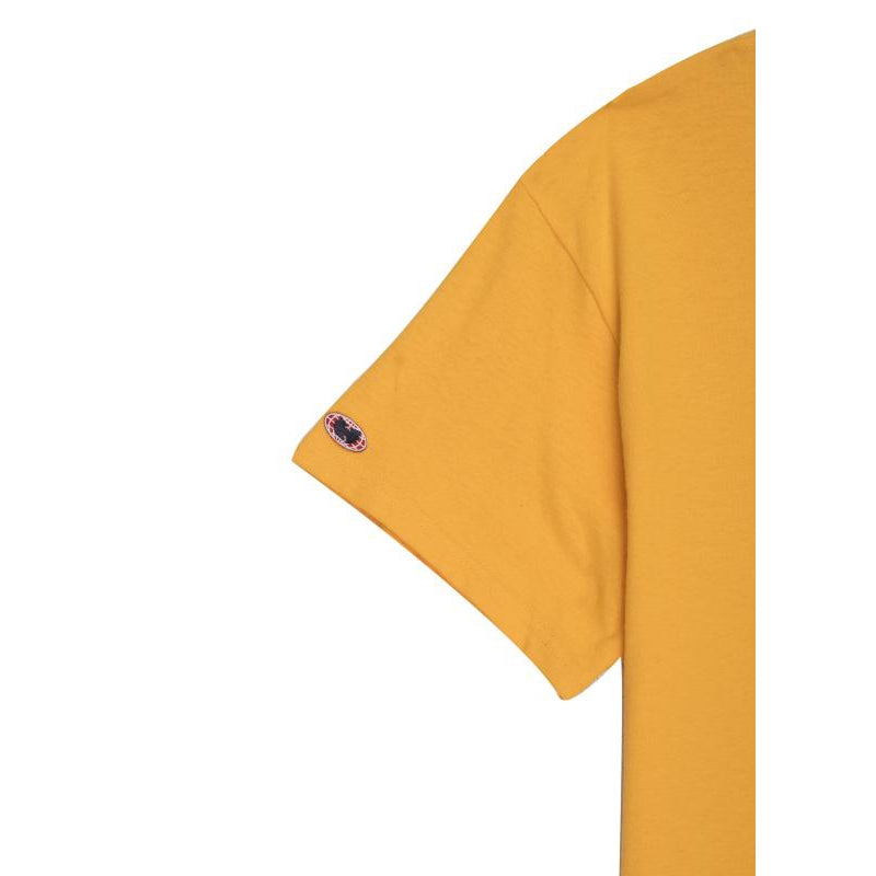 SHAOLIN OUTDOOR TEE - YELLOW - Wu Wear