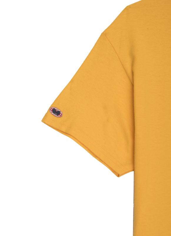 RAISIN HELL TEE - YELLOW - Wu Wear