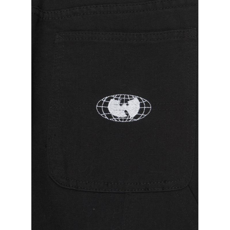 CARPENTER PANTS - BLACK - Wu Wear