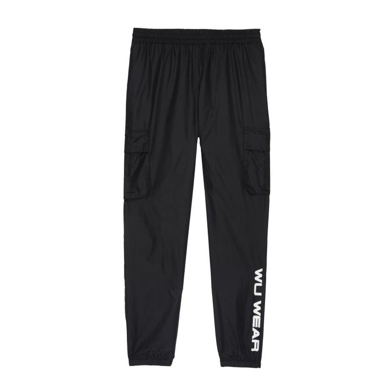WU WEAR JOGGER - BLACK
