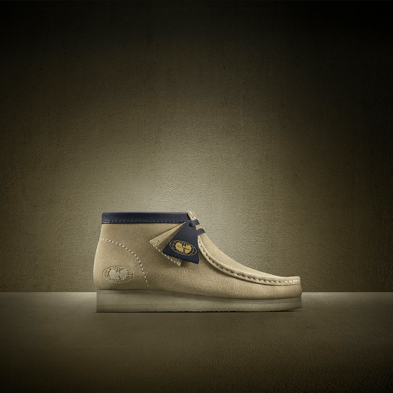 Clarks Originals x Wu Wear Wallabee - Wu Wear