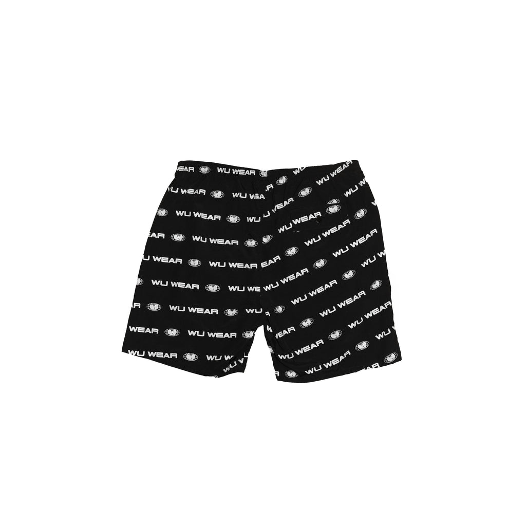 THE CITY SHORTS - BLACK - Wu Wear