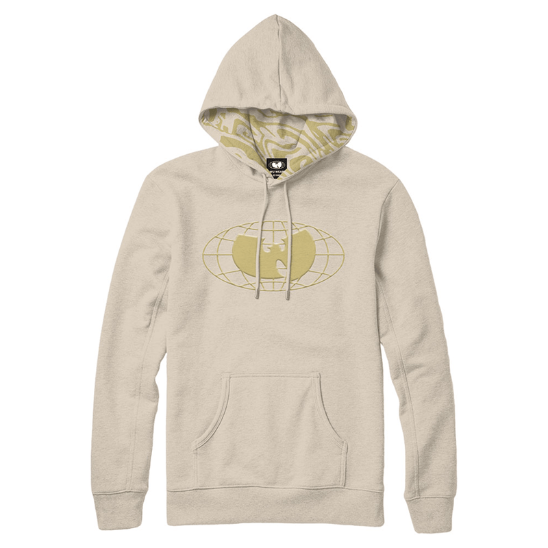W HOODIE - HEATHER GREY