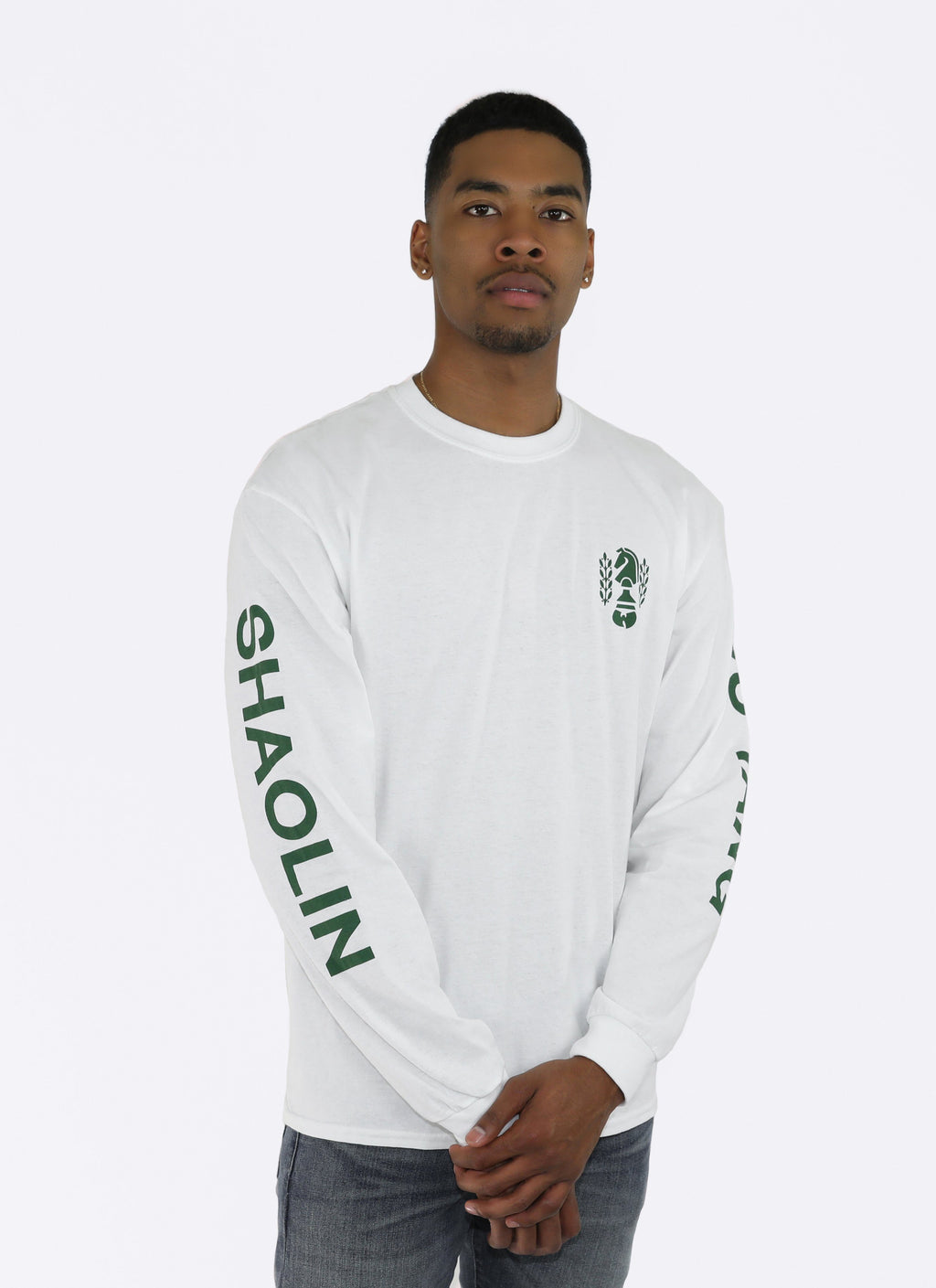 CHESSBOXING LONG SLEEVE - WHITE - Wu Wear